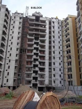 Nitishree The Alstonia Apartments Construction Status