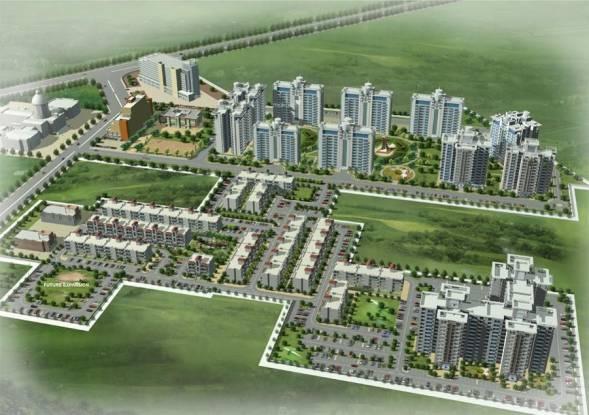 Omaxe Panache Homes Galaxy Layout Plan