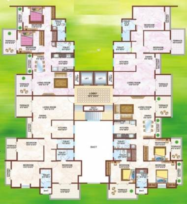 Regency Meadows Cluster Plan