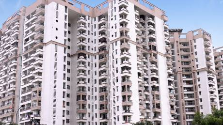 Ramprastha Pearl Court Elevation
