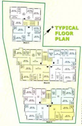 Swagat Chinar Cluster Plan