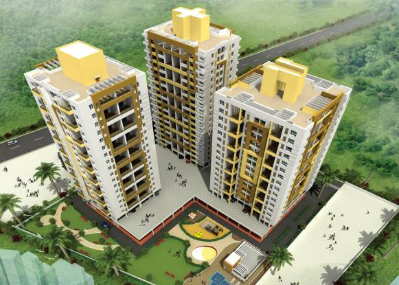 Bhujbal Vatika Homes Elevation