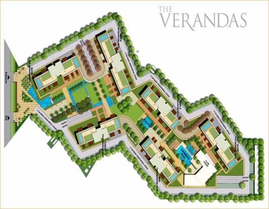 Salcon The Verandas Site Plan