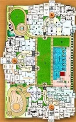 Naiknavare Victoria Garden Layout Plan
