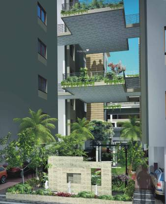 Shikhar Balaji Heights Elevation
