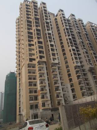 Ajnara LeGarden Construction Status
