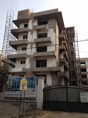 Rudra Twin Towers Construction Status