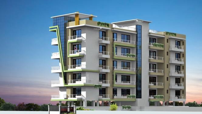 Rudra Twin Towers Elevation