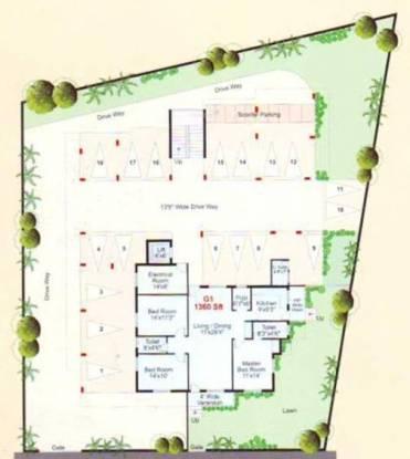 SMR SMR Vinay Sapphire Site Plan