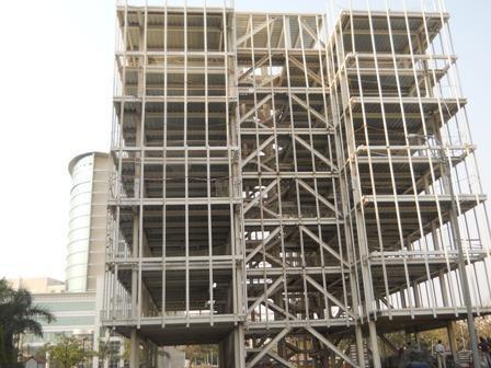 Shrachi Restello Construction Status