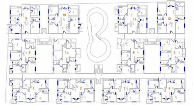 Shree Suha Cluster Plan