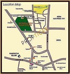 JM Royal Park Location Plan