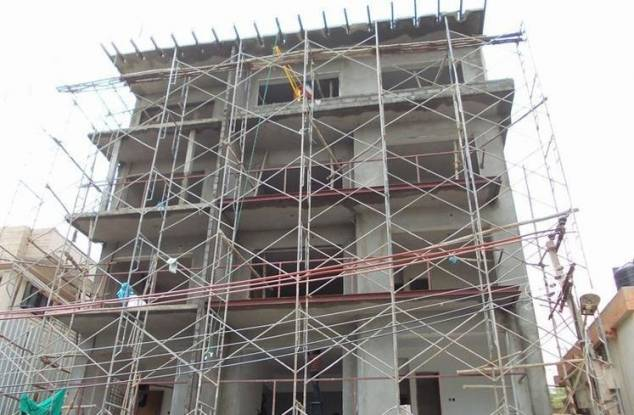 Axis Mithi Construction Status