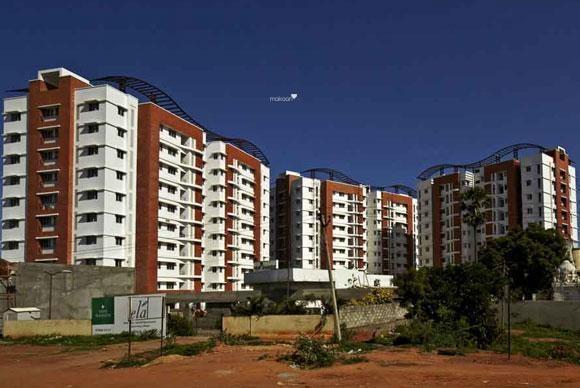 Vijay Infiniti Construction Status