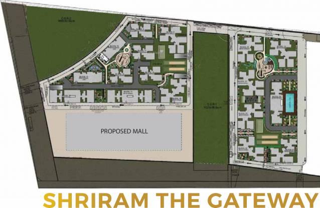 Shriram Park 63 Layout Plan