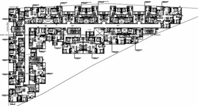 SPL Samethana Lake Front Cluster Plan