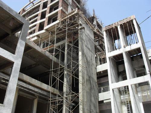 HDIL Harmony Construction Status