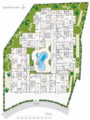 UMA Parkview Apartments Cluster Plan