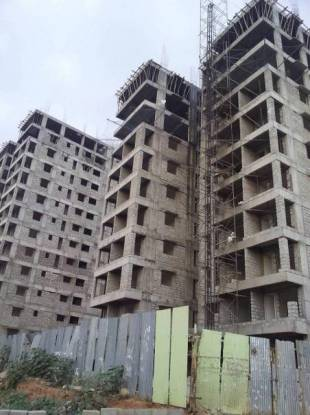 Vasundhara Kritika Homes Construction Status