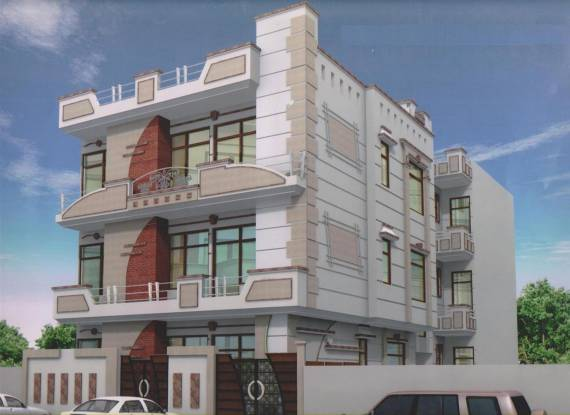 Adarsh Apartment 8 Elevation