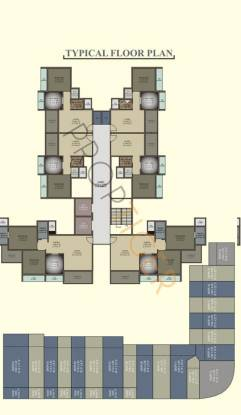Shining Shining Marble Arch Cluster Plan
