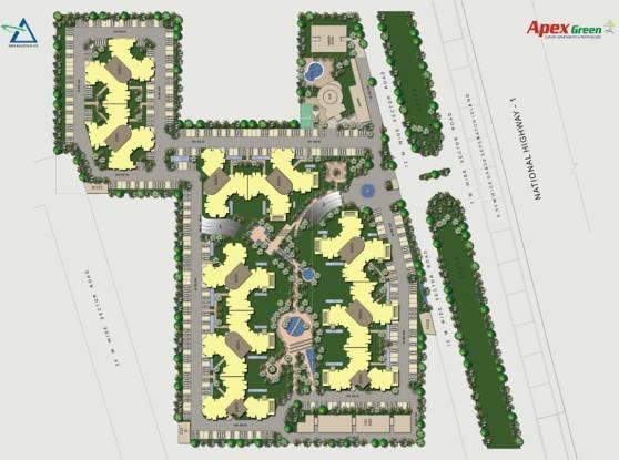 Apex Apex Green Site Plan