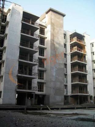 Aditya Palm Court Construction Status