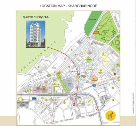 Asian Rashi Heights Location Plan