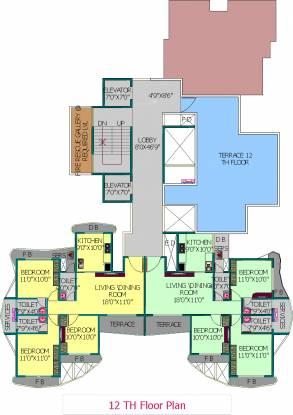 EV Zion I Cluster Plan