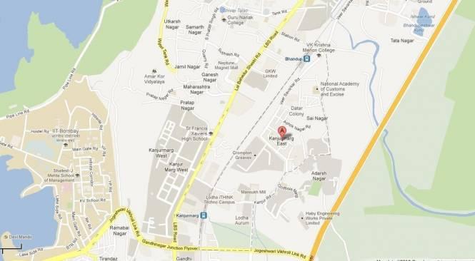 Ajmera Nirvana Location Plan