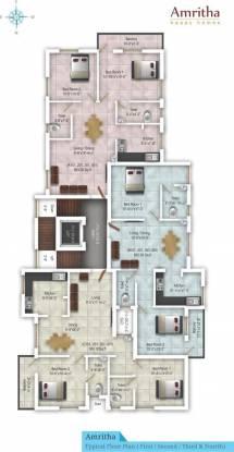 Royal Amritha Cluster Plan