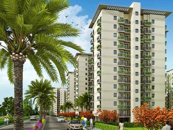 woodland-heights-at-my-town Images for Elevation of DLF Woodland Heights at My Town