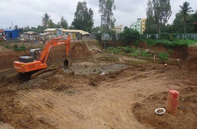 Godrej E City Construction Status