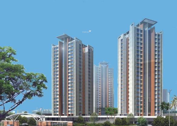 Runwal Pearl Apartments Elevation