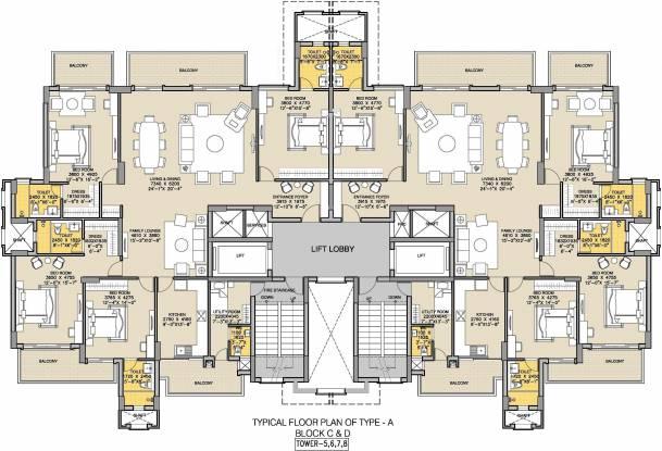 ATS Triumph Cluster Plan