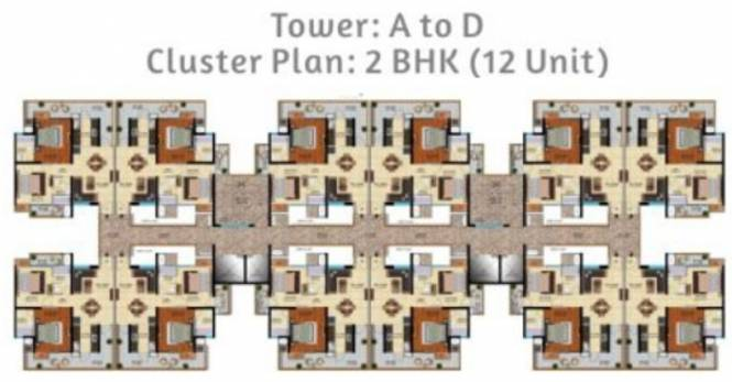 Ace City Cluster Plan