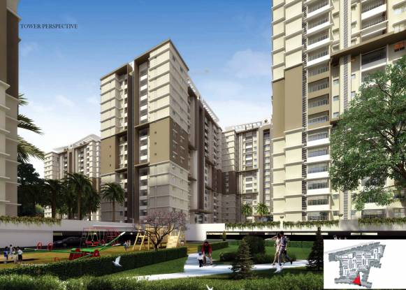 Prestige Royale Gardens Elevation