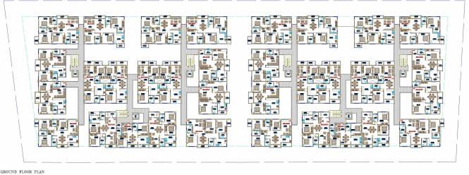 SVS Palms Cluster Plan