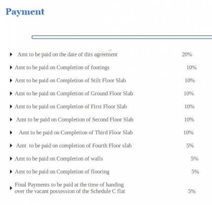 YMR Lichen Payment Plan