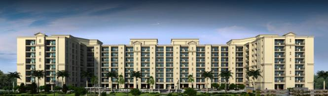 cypress Images for Elevation of Hiranandani Cypress