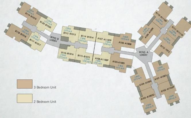 Brigade Altamont Cluster Plan