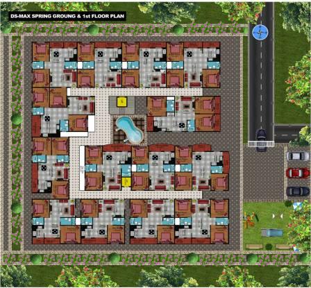 DS Spring Cluster Plan