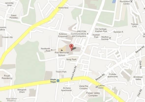 Mohan Pride Location Plan