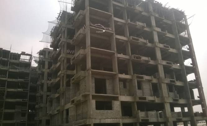 Sidharth Upscale Construction Status