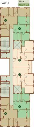 Deeshari Megacity Cluster Plan