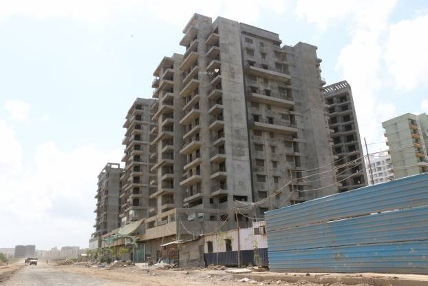 Bhagwati Bay Bliss Construction Status