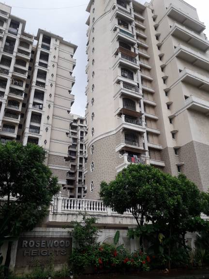 Tharwani Rosewood Heights Elevation