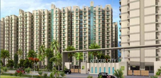 Images for Elevation of Proview Officer City