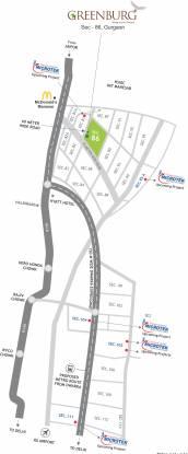 Microtek Greenburg Location Plan