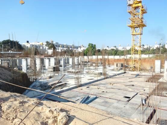Kolte Patil Mirabilis Construction Status